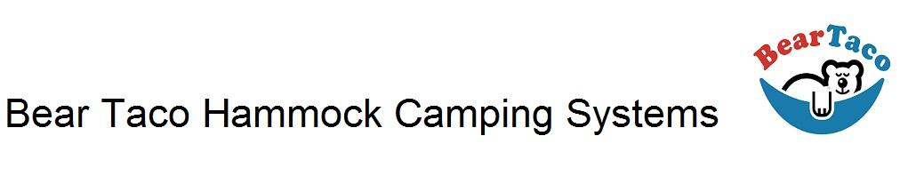 Bear Taco Hammock Camping Systems Logo
